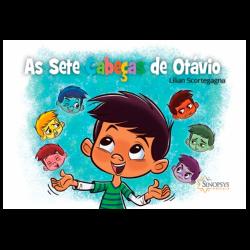Imagem - Livro Infantil: As Sete Cabeças de Otávio cód: 929