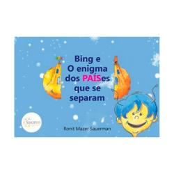 Imagem - Livro Infantil: Bing e o Enigma dos Países que se Separam cód: 381