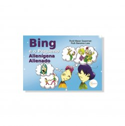 Imagem - Livro Infantil: Bing e o Pequeno Alienígena Alienado cód: 536