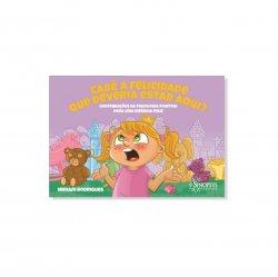 Imagem - Livro Infantil: Cadê a Felicidade que Deveria estar aqui? cód: 893