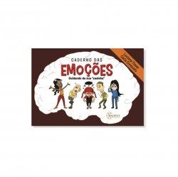 Imagem - Livro Infantil: Caderno das emoções - Cuidando da sua casinha cód: 546