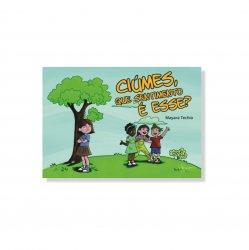 Imagem - Livro Infantil: Ciúmes, que sentimento é esse? cód: 579