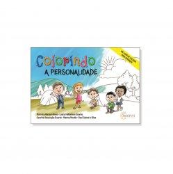 Imagem - Livro Infantil: Colorindo a Personalidade: Um Livro de Colorir para Crianças cód: 802