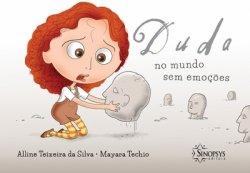 Imagem - Livro Infantil: Duda no Mundo sem Emoções cód: 460