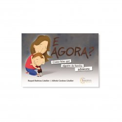 Imagem - Livro Infantil: E agora? Como Falar que Alguém da Família Adoeceu cód: 462