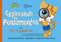 Imagem - Livro Infantil: Explorando os Pensamentos com Tati, a Jaguatirica cód: 384