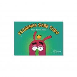 Imagem - Livro Infantil: Feiurinha Sabe Tudo cód: 617