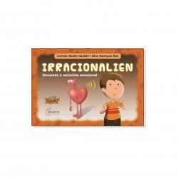 Imagem - Livro Infantil: Irracionalien: Vencendo o raciocínio emocional   cód: 613