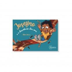 Imagem - Livro Infantil: Josefino e a descoberta dos tons cód: 2545