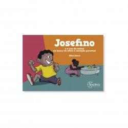 Imagem - Livro Infantil: Josefino e o uso da rotina na busca de afeto e atenção parental cód: 800