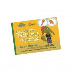 Imagem - Livro Infantil: Lidando com Problemas e Escolhas com Luca, o Tamanduá - 385