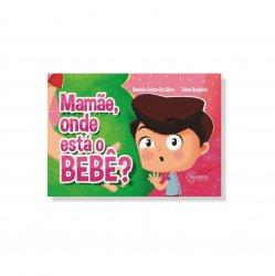Imagem - Livro Infantil: Mamãe, onde está o BEBÊ? cód: 1761