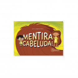 Imagem - Livro Infantil: Mentira Cabeluda cód: 2048