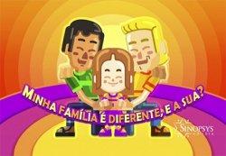 Imagem - Livro Infantil: Minha família é diferente, e a sua? cód: 2046
