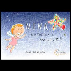 Imagem - Livro Infantil: Nina e a Estrela de Amigos-Bico cód: 833