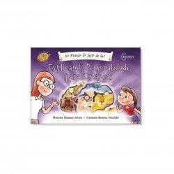 Imagem - Livro Infantil: No mundo do jeito de ser. Explicando personalidade para crianças cód: 545