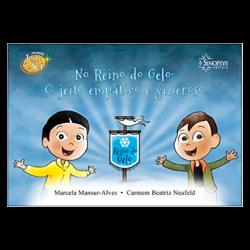 Imagem - Livro Infantil: No Reino do Gelo: O jeito empático e generoso cód: 801