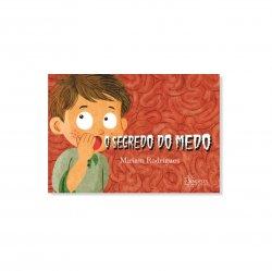 Imagem - Livro Infantil: O segredo do medo cód: 549