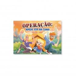 Imagem - Livro Infantil: Operação: adeus xixi na cama cód: 2333