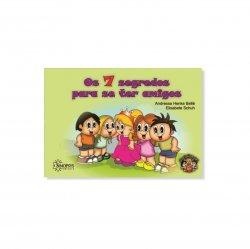Imagem - Livro Infantil: Os 7 segredos para se ter amigos cód: 583