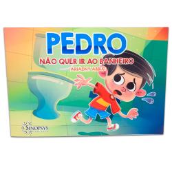 Imagem - Livro Infantil: Pedro não quer ir ao banheiro cód: 894