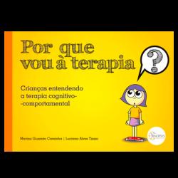Imagem - Livro Infantil: Por que vou à terapia? cód: 1721