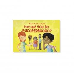 Imagem - Livro Infantil: Por que vou ao Psicopedagogo? cód: 2422