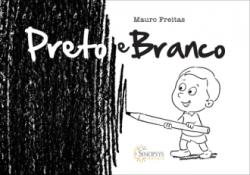 Imagem - Livro Infantil: Preto e Branco cód: 389