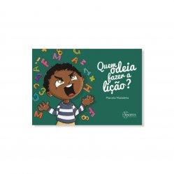 Imagem - Livro Infantil: Quem Odeia Fazer a Lição? cód: 540