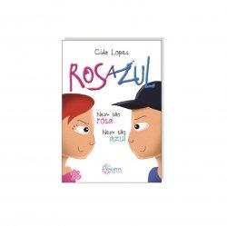 Imagem - Livro Infantil: Rosazul: Não tão Rosa, não tão Azul cód: 483
