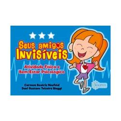 Imagem - Livro Infantil: Seus Amigos Invisíveis cód: 388