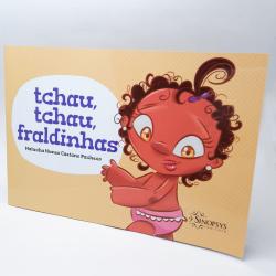 Imagem - Livro Infantil: Tchau, Tchau, Fraldinhas cód: 2047