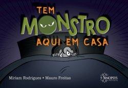 Imagem - Livro Infantil: Tem Monstro Aqui em Casa cód: 428