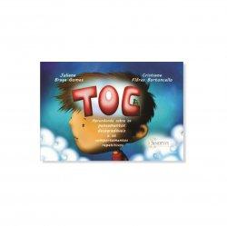Imagem - Livro Infantil: TOC: Aprendendo Sobre os Pensamentos Desagradáveis e os Comportamentos Repetitivos cód: 390