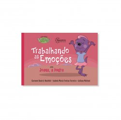 Imagem - Livro Infantil: Trabalhando as Emoções com Joana a Lontra - 393