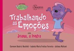 Imagem - Livro Infantil: Trabalhando as Emoções com Joana a Lontra cód: 393