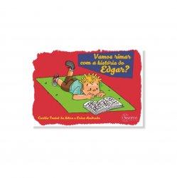Imagem - Livro Infantil: Vamos rimar com a história de Edgar cód: 528