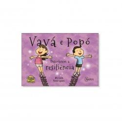 Imagem - Livro Infantil: Vavá e Popó Descobrem a Resiliência cód: 493