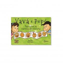 Imagem - Livro Infantil: Vavá e Popó descobrem as famílias das Emoções - 485