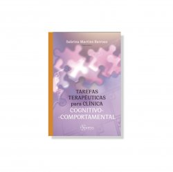 Imagem - Livro: Tarefas Terapêuticas para Clínica Cognitivo-Comportamental cód: 2551