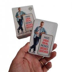 Imagem - MAIS VIDA REAL, MENOS REDES SOCIAIS: 100 CARDS PARA VOCÊ REPENSAR SUA ROTINA DIGITAL cód: 2530