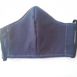 Imagem - Máscaras Tecido Duplo - Com filtro - Adulto - Jeans cód: 967