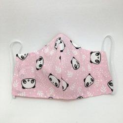 Imagem - Máscaras Tecido Duplo - Com filtro - Infantil - 7 a 12 anos – Panda cód: 1233