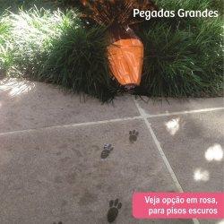 Imagem - Pegadas de Coelho Adesivas Grandes cód: 679