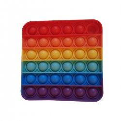 Imagem - Pop it  Fidget toys Premium - Quadrado Colorido cód: 2492