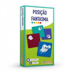 Imagem - Jogo Posição Fantasma cód: 2440