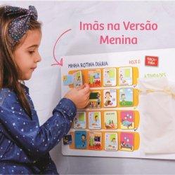 Imagem - Quadro de Atividades e Rotinas: Mural das Rotinas Diárias cód: v1208
