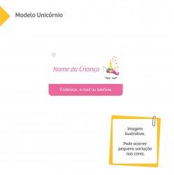 Imagem - Tag para Mochila Escolar - Meninas - v1143