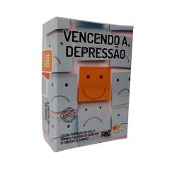 Imagem - Vencendo a Depressão 100 CARDS para ajudar você a superar a depressão cód: 2572
