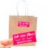 Adesivos para Embalagem - Feito com amor